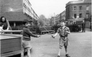 Violet Hill Park 1958